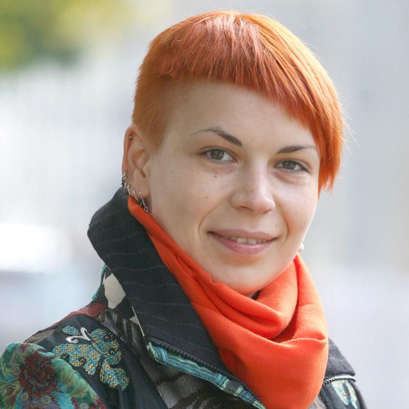 Oksana Denysyuk
