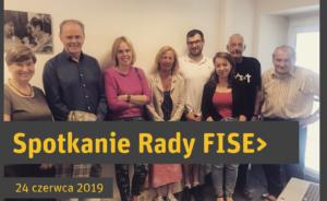 Rada FISE 24 czerwca 2019