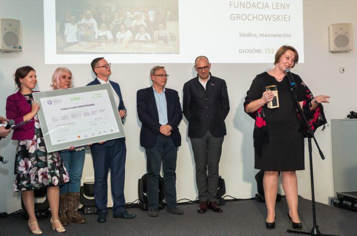 Fundacja Leny Grochowskiej - Nagroda Publiczności